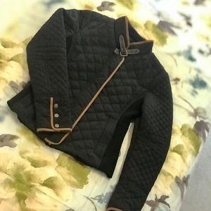 Zara Women Quilted Jacket